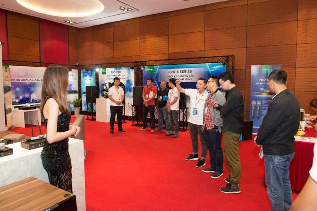 PARAMAX giới thiệu dòng sản phẩm giải trí chuyên nghiệp tại AV Show 2019 Hà Nội - 5