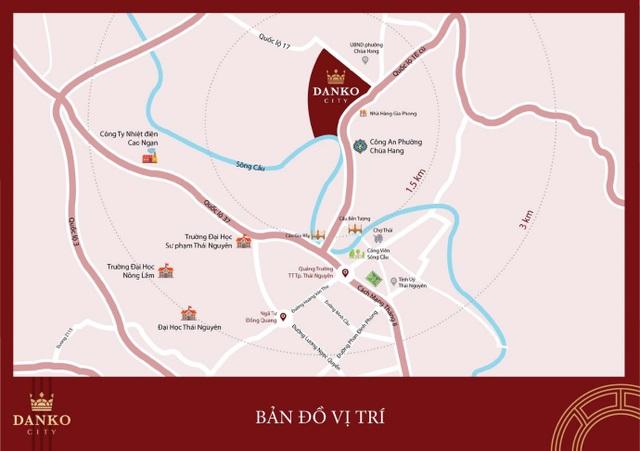 Danko City – Khu đô thị biểu tượng sống mới tại Thái Nguyên - 3