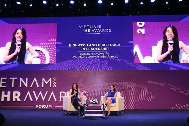 Vietnam HR Awards Forum 2019: Khi lãnh đạo Google, Lazada, Nestlé đem bí quyết chiến lược ra bàn tròn nhân sự - 3