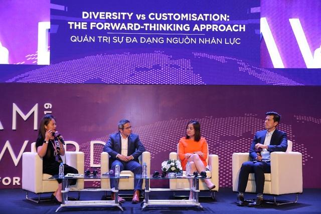 Vietnam HR Awards Forum 2019: Khi lãnh đạo Google, Lazada, Nestlé đem bí quyết chiến lược ra bàn tròn nhân sự - 4