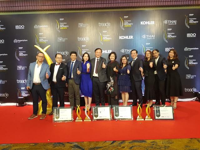 """Kiến Á được vinh danh """"Best of the best"""" tại Asia Property Awards 2019 - 2"""