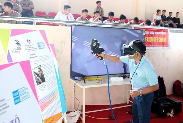 Thợ nghề trẻ Việt - Australia thể hiện tài năng - 1