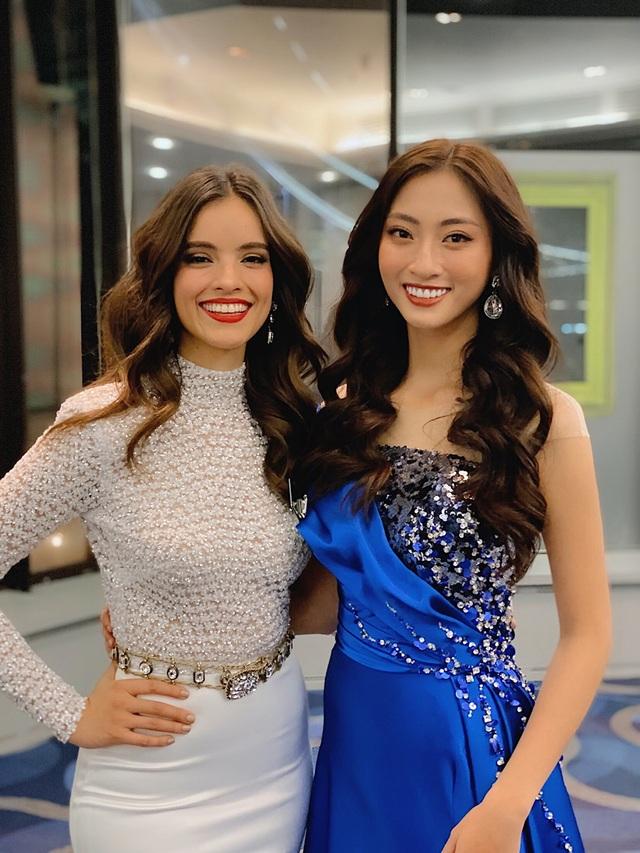 Chủ tịch Hoa hậu Thế giới ngợi khen dự án Nhân ái của Lương Thuỳ Linh - 5