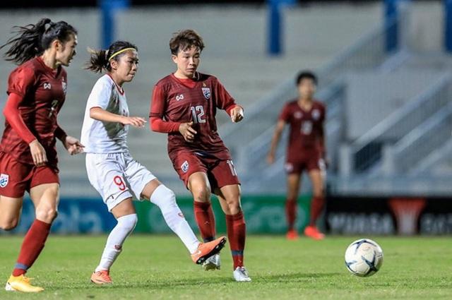Đội tuyển nữ Việt Nam - Thái Lan: Khí thế mới cho giải đấu mới - 1