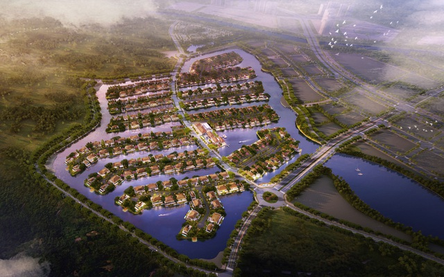 Ecopark mở bán giới hạn biệt thự đảo thượng lưu Ecopark Grand – The Island - 1