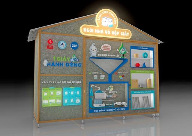LOTTE Mart, Tetra Pak và NHC chung tay triển khai dự án môi trường - 1