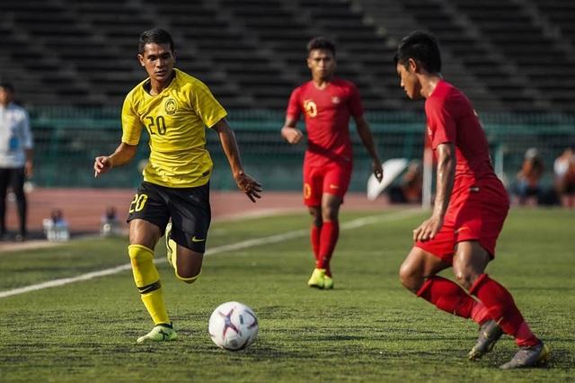 U22 Malaysia 1-1 U22 Myanmar: Hài lòng với 1 điểm - 1