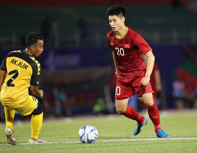 Những thử nghiệm của HLV Park Hang Seo trong trận đấu với U22 Brunei - 2