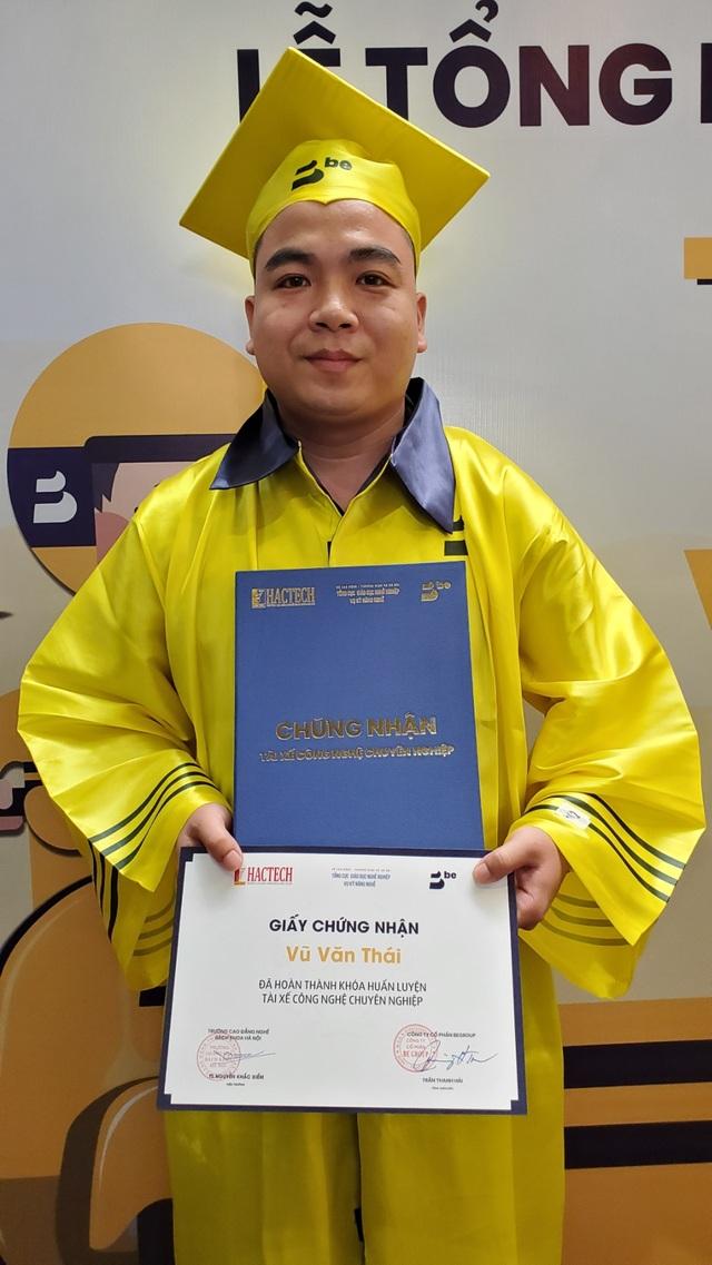 Lần đầu tiên tài xế công nghệ Việt Nam được chứng nhận tài xế công nghệ chuyên nghiệp - 3