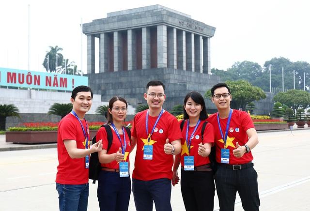 Trí thức trẻ Việt Nam trên thế giới về thăm Thủ đô, nuôi dưỡng tình yêu quê hương - 4