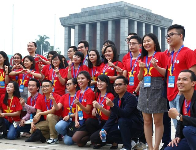 Trí thức trẻ Việt Nam trên thế giới về thăm Thủ đô, nuôi dưỡng tình yêu quê hương - 7