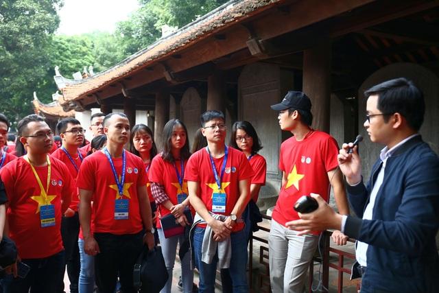 Trí thức trẻ Việt Nam trên thế giới về thăm Thủ đô, nuôi dưỡng tình yêu quê hương - 2