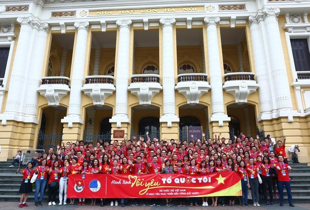 Trí thức trẻ Việt Nam trên thế giới về thăm Thủ đô, nuôi dưỡng tình yêu quê hương - 3
