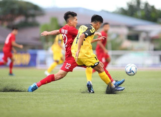 Đâu là điểm sáng của U22 Việt Nam sau chiến thắng U22 Brunei? - 2
