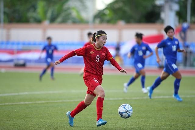 Nữ Việt Nam 1-1 Nữ Thái Lan: Tiếc cho thầy trò HLV Mai Đức Chung - 2