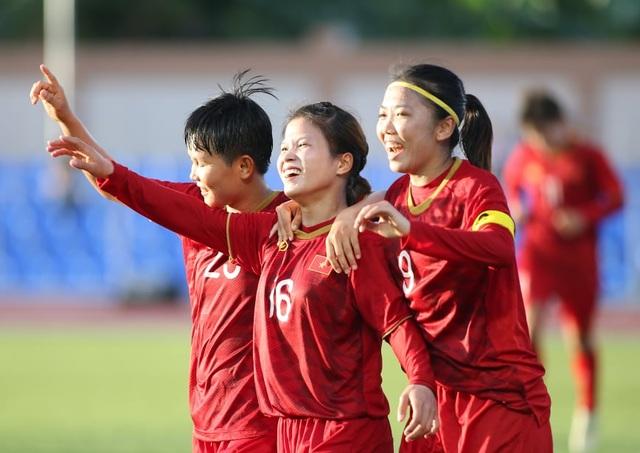 Nữ Việt Nam 1-1 Nữ Thái Lan: Tiếc cho thầy trò HLV Mai Đức Chung - 3