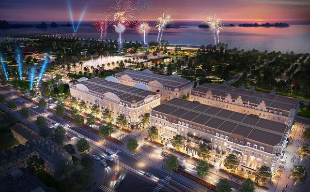 """Địa ốc Hạ Long: """"Đua"""" mua nhà phố, hưởng ưu đãi cuối năm - 2"""