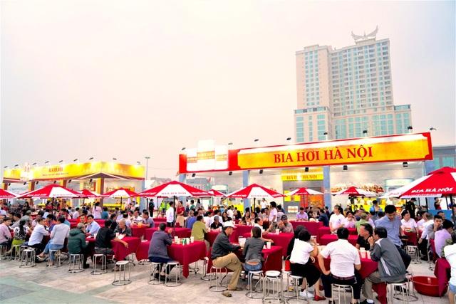 Cuồng nhiệt cùng Lễ hội Bia Hà Nội 2019 tại Phú Thọ - 2
