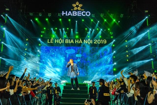Cuồng nhiệt cùng Lễ hội Bia Hà Nội 2019 tại Phú Thọ - 5