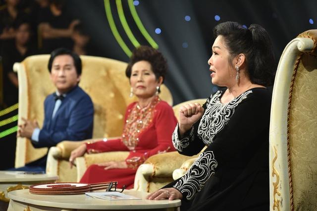 """NSƯT Kim Tử Long và Hồng Vân """"ghét nhau"""" ra mặt khi tranh cãi về hạnh phúc - 3"""