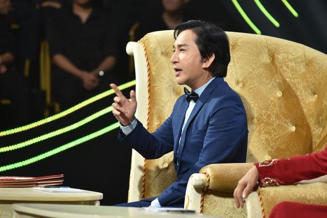 """NSƯT Kim Tử Long và Hồng Vân """"ghét nhau"""" ra mặt khi tranh cãi về hạnh phúc - 2"""