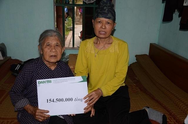 Cụ bà tuổi 90 tuổi thèm bữa cơm có thịt bật khóc khi được tặng tủ lạnh chứa đầy thức ăn - 5