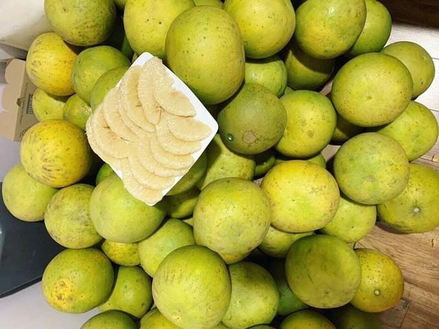 Đại gia Hà Thành chơi trội, bao trọn vườn bưởi cổ 2.000 quả ăn Tết - 2