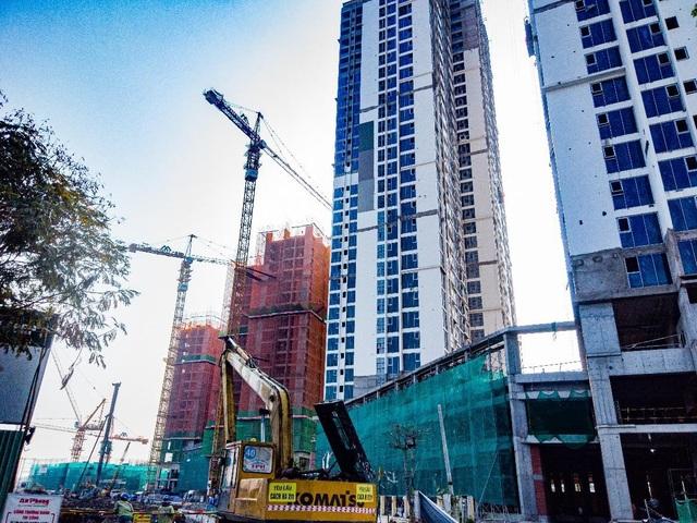 Ấn tượng với tiến độ xây dựng tại Eco Green Saigon - 4