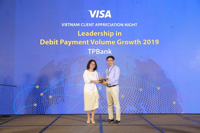 TPBank nhận ba giải thưởng danh giá từ Visa - 1