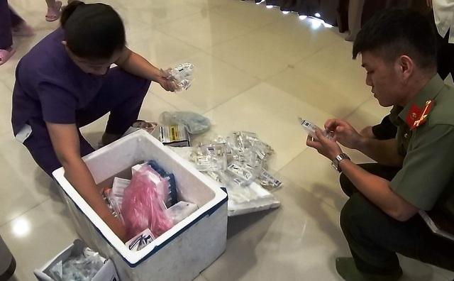 Đà Nẵng: Đình chỉ hoạt động một cơ sở làm đẹp không giấy phép - 1