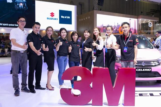 3M Việt Nam- 25 năm phát triển bền vững từ những sản phẩm ứng dụng cao - 3