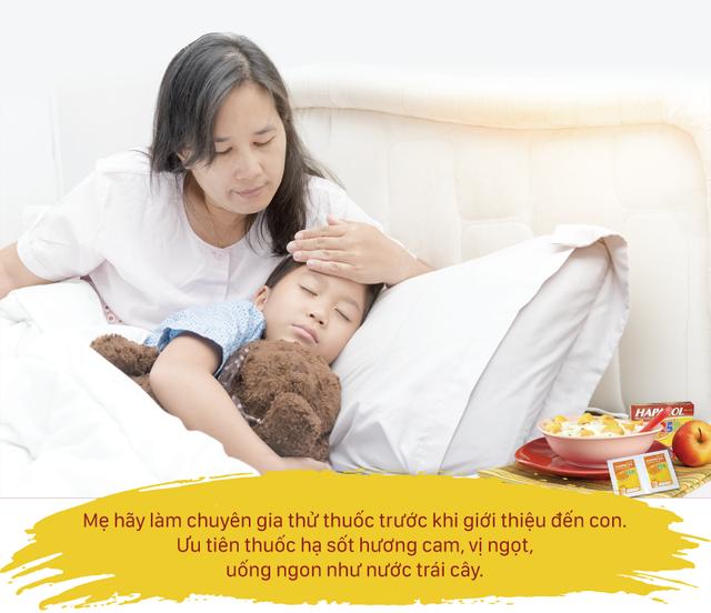 8 mẹo hay giúp trẻ uống thuốc 'dễ như ăn kẹo' - 1
