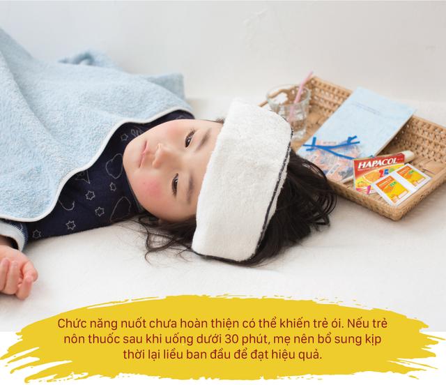 8 mẹo hay giúp trẻ uống thuốc 'dễ như ăn kẹo' - 8