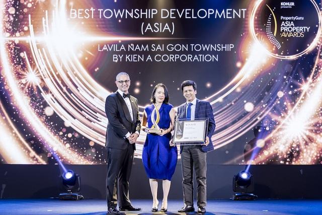 """Kiến Á được vinh danh """"Best of the best"""" tại Asia Property Awards 2019 - 1"""