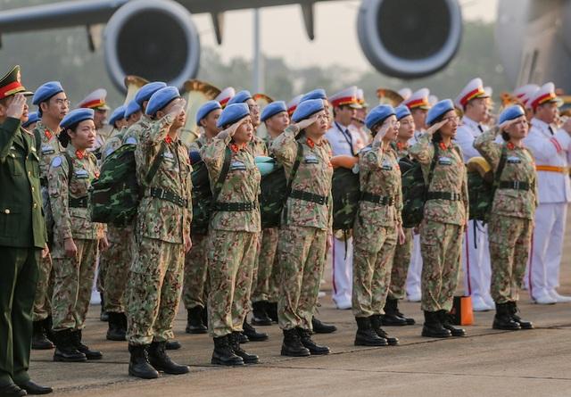 Cán bộ Bệnh viện Dã chiến số 2 sang Nam Sudan làm nhiệm vụ quốc tế - 2