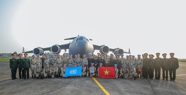 Cán bộ Bệnh viện Dã chiến số 2 sang Nam Sudan làm nhiệm vụ quốc tế - 5