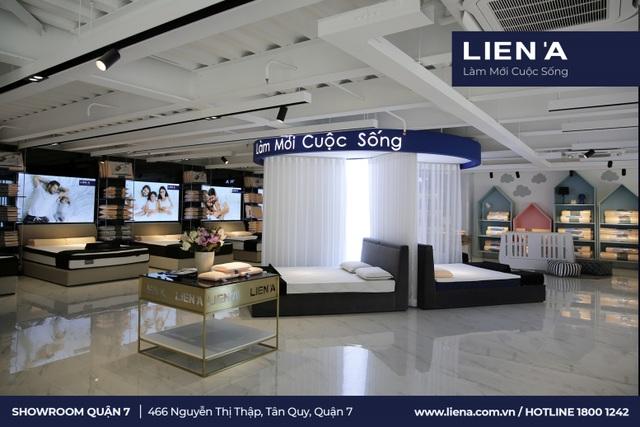 Liên Á sáng tạo trải nghiệm mới với Flagship store tại con đường nệm - 2