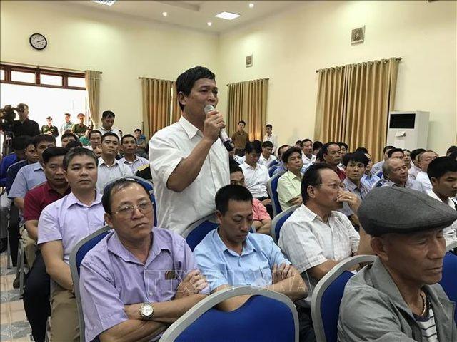 Hồ sơ thu hồi đất, giải phóng mặt bằng ở Đồng Tâm được lưu giữ rất tốt - 2