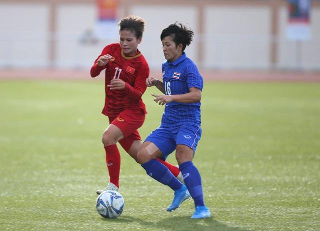 Đội tuyển nữ Việt Nam được thưởng 500 triệu đồng sau trận hoà Thái Lan - 1