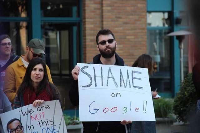 Phản đối công ty, 4 nhân viên Google bị đuổi việc - 1