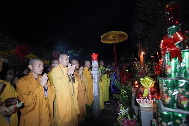 Hơn 5000 Phật tử về Yên Tử dự lễ tưởng niệm Phật hoàng Trần Nhân Tông - 7