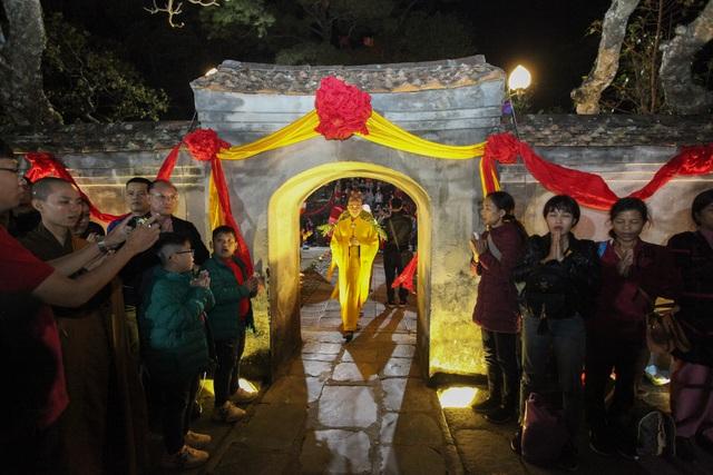Hơn 5000 Phật tử về Yên Tử dự lễ tưởng niệm Phật hoàng Trần Nhân Tông - 6