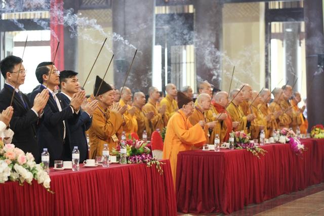 Hơn 5000 Phật tử về Yên Tử dự lễ tưởng niệm Phật hoàng Trần Nhân Tông - 1