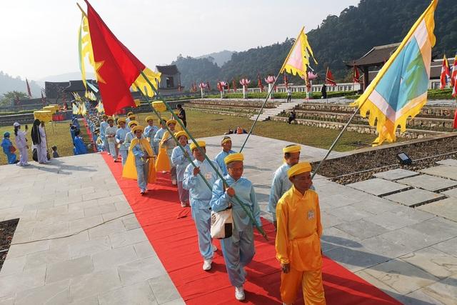 Hơn 5000 Phật tử về Yên Tử dự lễ tưởng niệm Phật hoàng Trần Nhân Tông - 3