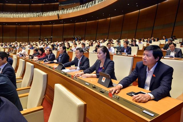 Quốc hội đồng ý để Chính phủ toàn quyền chỉ định nhà đầu tư sân bay Long Thành - 1