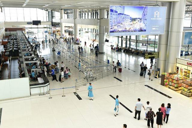 """Nội Bài sẽ trở thành """"siêu sân bay"""", công suất đạt kỷ lục 100 triệu khách/năm - 2"""