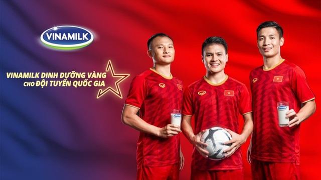 Đồng hành cùng U22 Việt Nam tại SEA Games 30: Vinamilk - Dinh dưỡng vàng giúp đội tuyển ra quân mạnh mẽ - 3