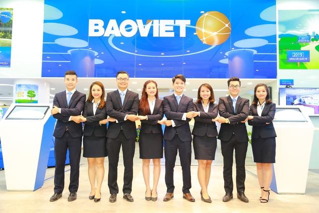 Bảo Việt: Top 10 Doanh nghiệp Bền vững xuất sắc nhất Việt Nam 4 năm liên tiếp - 2