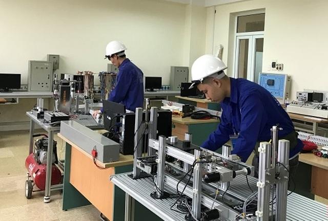 Thanh Hoá: Hơn 60 thí sinh so tài trong cuộc thi tay nghề năm 2019 - 1