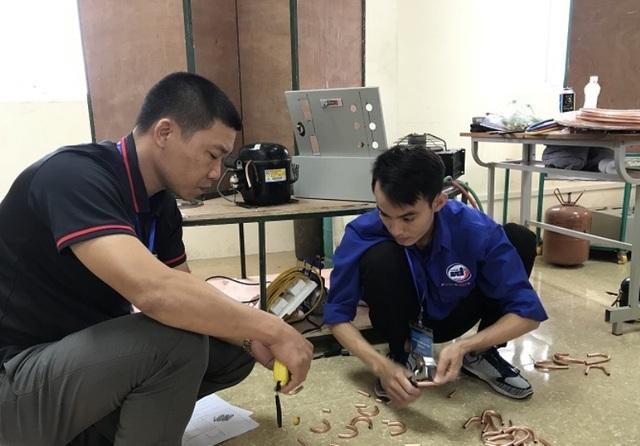 Thanh Hoá: Hơn 60 thí sinh so tài trong cuộc thi tay nghề năm 2019 - 2